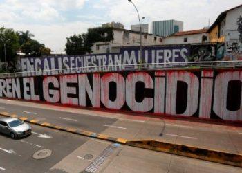 Reportan 75 asesinatos por represión estatal en Colombia