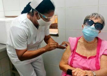Más de un millón de cubanos con esquema completo de vacunación anticovid