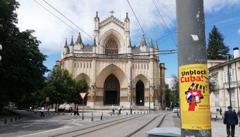 Artistas como Orlis Pineda y Peke Wambo estarán hoy 23 de junio en las concentraciones «Unblock Cuba!» de Bilbao, Donostia, Gasteiz e Iruñea