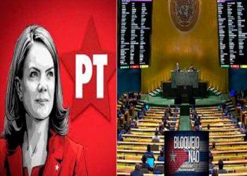 Partido de los Trabajadores repudió abstención de gobierno de Brasil sobre bloqueo a Cuba