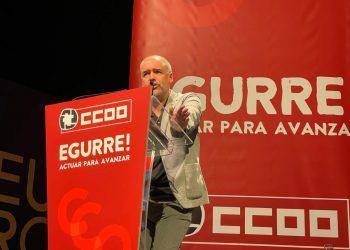 CCOO advierte al gobierno de una movilización social creciente si se pospone el incremento del SMI y la derogación de la reforma laboral