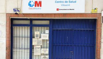 IU Madrid denuncia el cierre del Centro de Salud de Villaamil y anima a la participación en la movilización vecinal