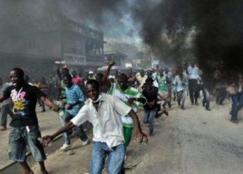 ONU expresa preocupación por aumento de la violencia en Haití