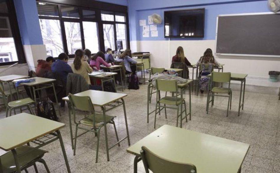 La APDHA considera inadmisible los recortes de plazas en la escuela pública de Andalucía