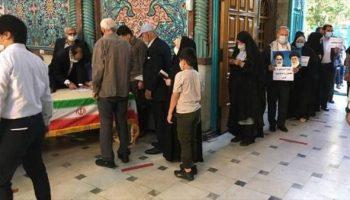 Abren centros de votación en Irán para dar inicio a las elecciones presidenciales