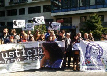 Erika Guevara Rosas, directora de Amnistía Internacional: «No descansaremos hasta que se garantice justicia para Berta»