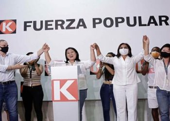 ¿Quién es Keiko Fujimori, candidata a la Presidencia de Perú?