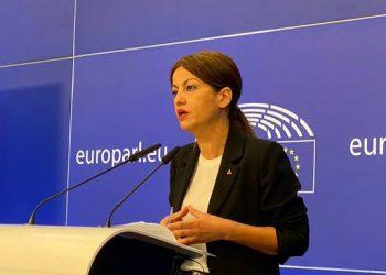 """Sira Rego: """"No descartamos ningún tipo de acción contra Frontex"""""""