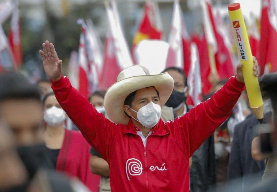 Triunfo de la izquierda en Perú