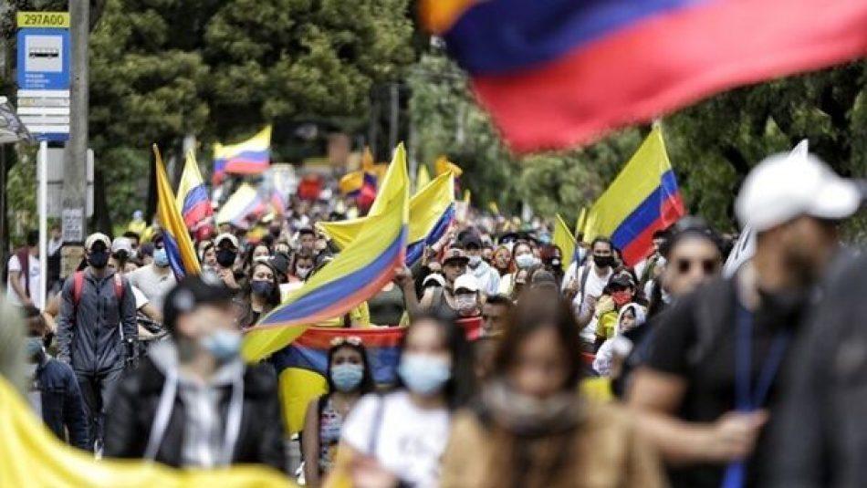 Comité de Paro anuncia nuevas movilizaciones tras reunión sin acuerdo con el Gobierno colombiano