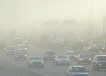 La contaminación atmosférica cae a sus niveles más bajos de la última década