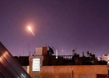 Defensa siria repele ataque aéreo israelí en Damasco