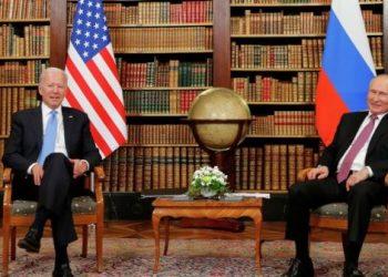 Presidentes de Rusia y EE.UU. sostienen encuentro bilateral