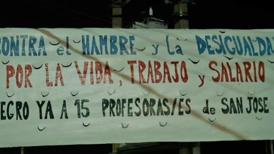 Comienza Paro Sindical en Uruguay contra las desigualdades