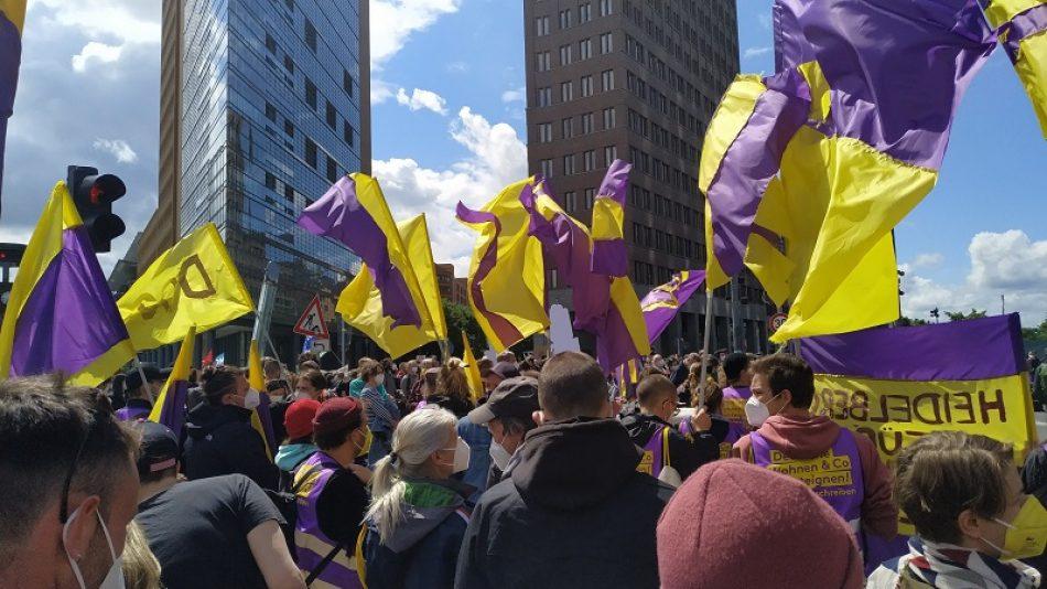 Berlín celebrará un referéndum de expropiación a grandes inmobiliarias