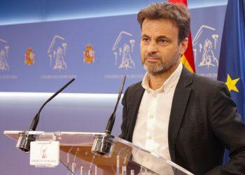 Asens: «La Llei de Llibertat d'Expressió farà d'Espanya un país més lliure»