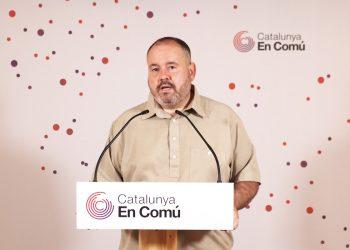 """Mena: """"L'Espanya d'Ayuso és tan estreta, que fins i tot ha convertit al rei en traïdor a Espanya"""""""