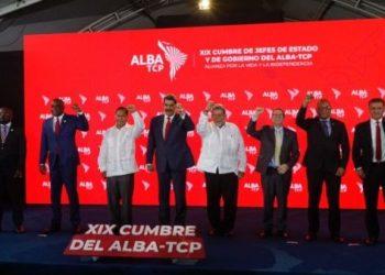 ALBA-TCP concluye XIX Cumbre de jefes de Estado y de Gobierno en Venezuela