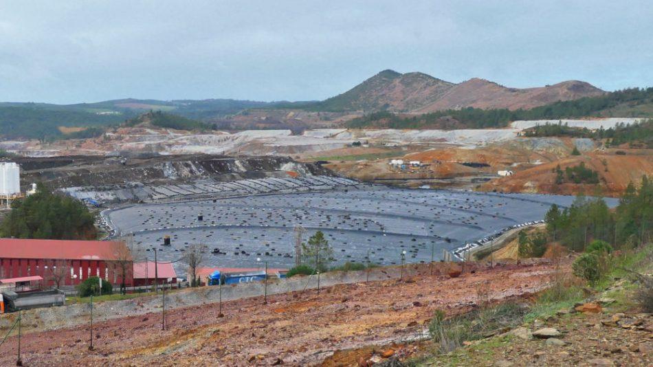 """Más País teme que el vertedero tóxico de Nerva se convierta en el """"gran supermercado europeo de residuos"""" y se suma a los actos en su contra"""