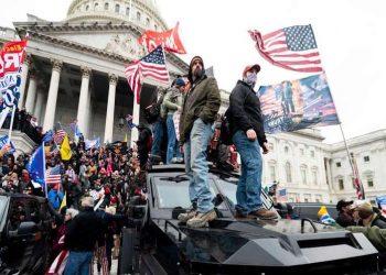 Revelan errores del gobierno de EEUU durante ataque al Capitolio