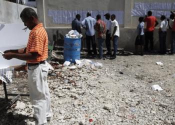 Rechazan reprogramación de cronograma electoral en Haití