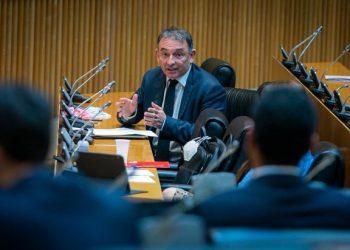 """Enrique Santiago destaca el avance legal en el desarrollo de la Fiscalía Europea y desmiente """"contundentemente"""" que aplicar la norma de la UE suponga """"la pérdida de la acción popular"""""""