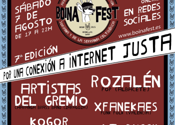 Rozalén y Artistas del Gremio se unen al Boina Fest en su lucha contra la despoblación y por una conexión a Internet justa