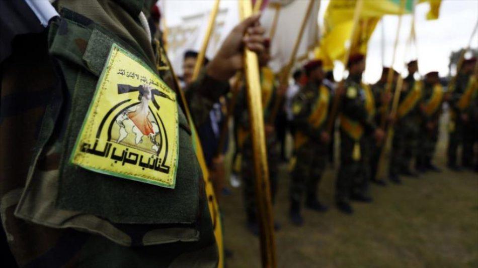 "Hezbolá iraquí: Luchamos hasta botar al ""último soldado"" ocupante"