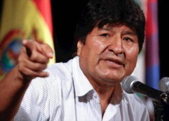Morales pide indagar a Almagro por masacres de 2019 en Bolivia