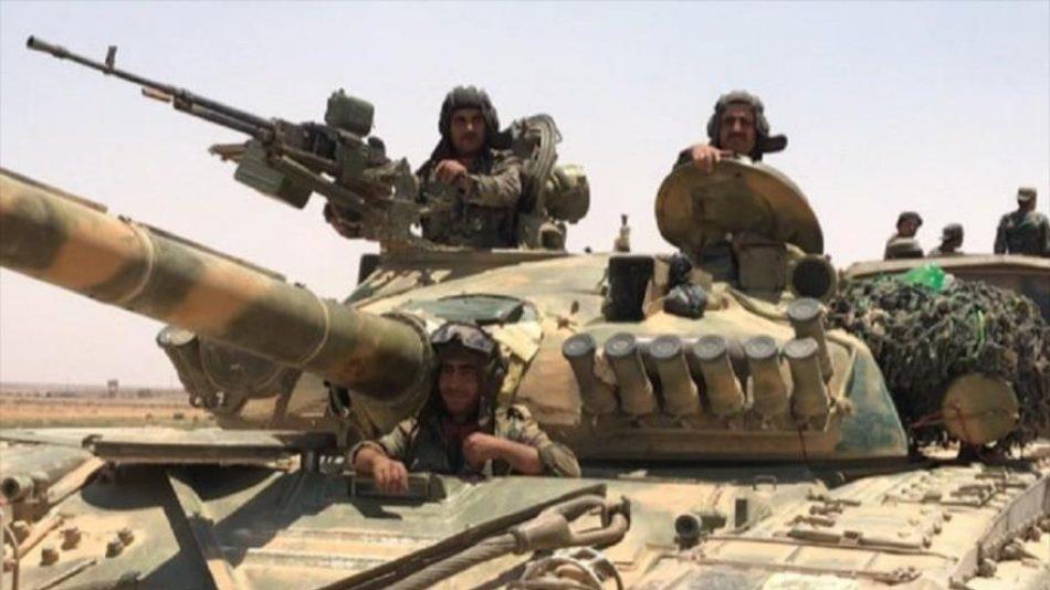 Ejército sirio lanza una operación contra grupos armados en Daraa