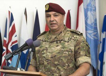 El ejército libanés advierte sobre movimientos de tropas israelíes