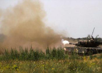 Ucrania y EEUU escalan tensión con Rusia; planean masivas maniobras
