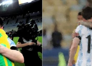 Peste, fútbol y negocios. Messi Campeón de América,  Bolsonaro contra las cuerdas brasileñas