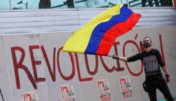 Sigue la represión en Colombia a tres meses del paro nacional