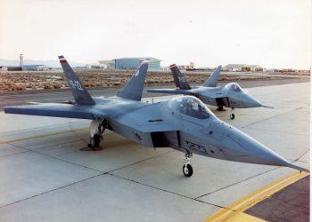 EEUU envía 25 cazas al Pacífico en medio de tensiones con China