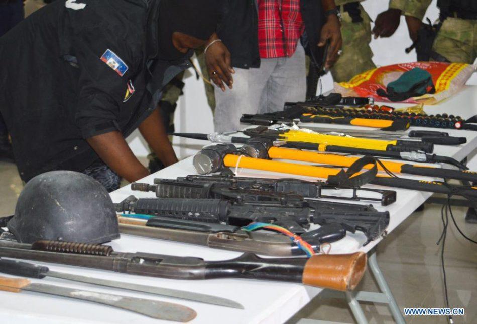 Detienen a 15 colombianos y dos estadounidenses implicados en asesinato del presidente de Haití