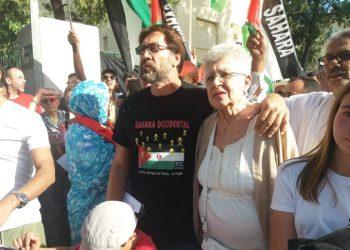 Pilar Bardem, la actriz que se avergonzó del Gobierno y del jefe del Estado por abandonar al pueblo saharaui