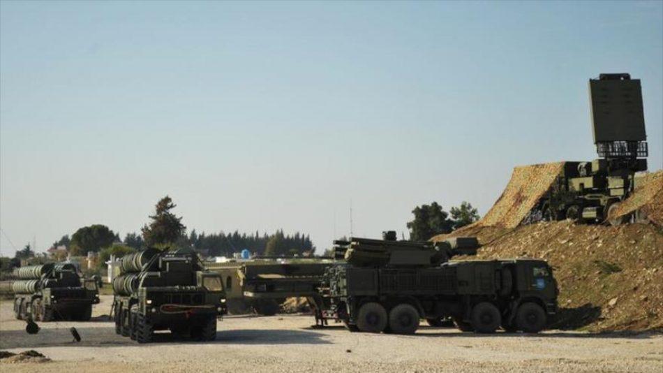 Ejército ruso derriba bombas secretas israelíes SPICE 1000 en Siria
