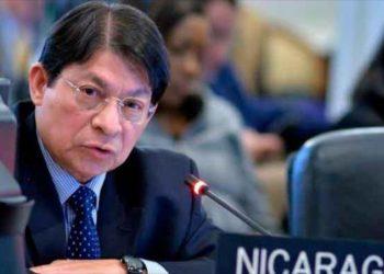 Nicaragua insta a España a no injerir en sus asuntos internos
