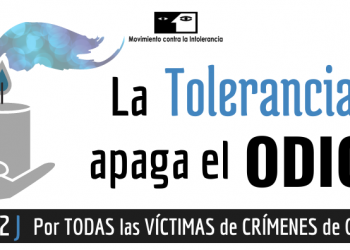El Consejo de Víctimas y Movimiento contra la Intolerancia reclaman una Ley Integral de Protección Universal de las Víctimas de Delitos de Odio