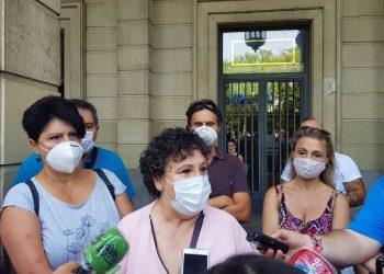 Miguel Ángel Bustamante, pregunta por el indulto para la sevillana María Salmerón