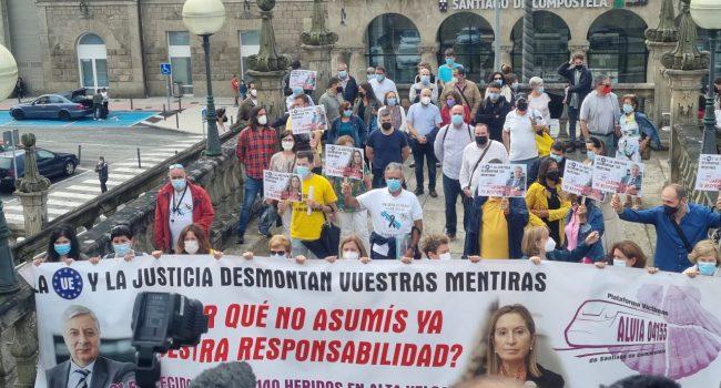 BNG redobra a ofensiva para acadar xustiza, verdade e reparación para as vítimas do Alvia