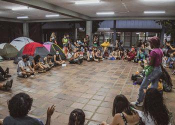 En la Asamblea Nacional Popular de Colombia se escuchan todas las voces que insurgen contra el mal gobierno