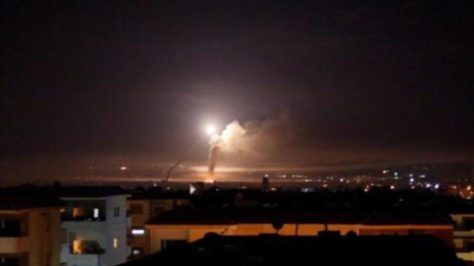 Defensa aérea responde a agresión de Israel en Alepo
