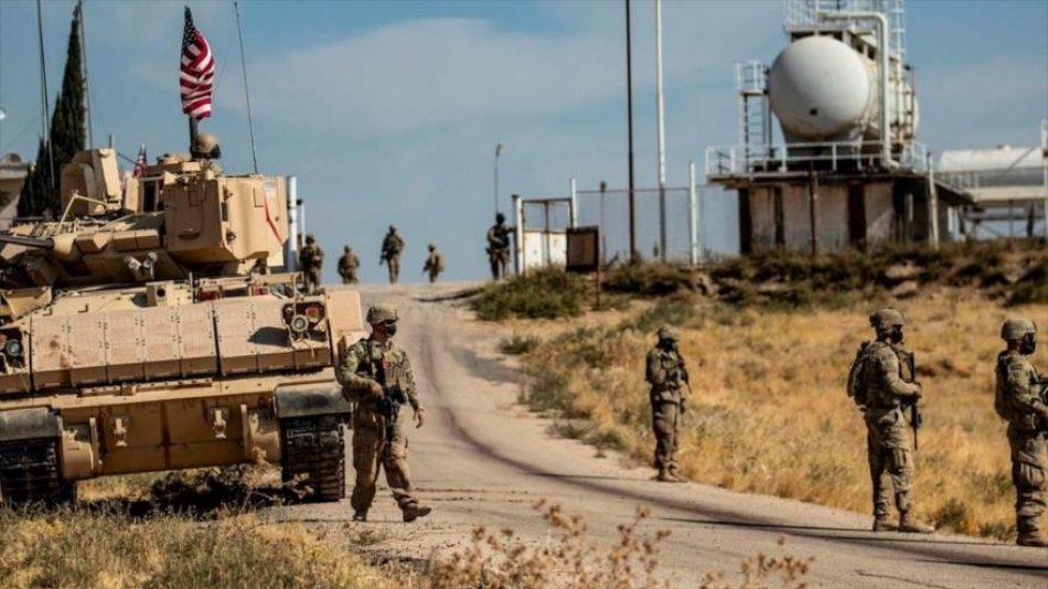 """""""Estado de alerta máxima""""; Misiles golpean base de EEUU en Siria"""