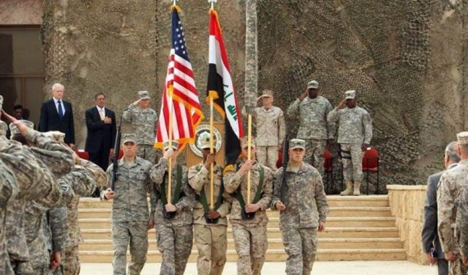 Pentágono: nuestra presencia militar directa se decidirá con nuestros socios iraquíes