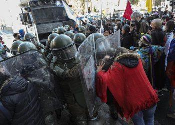 Suspendieron unas horas la ceremonia inaugural de la Constituyente en Chile