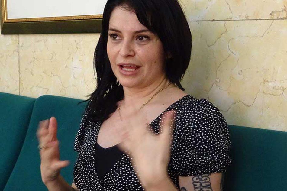 Cineasta española Ana Hurtado rechaza manipulaciones contra Cuba