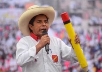 Ricardo Jiménez: «El presidente Pedro Castillo representa a quienes durante 40 años han sido negados y reprimidos por el neoliberalismo»