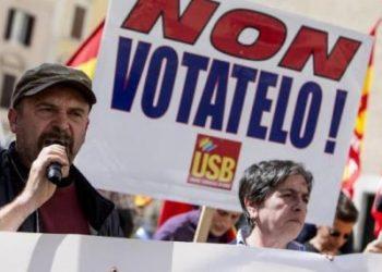 En los pliegues del conflicto de clases en Italia